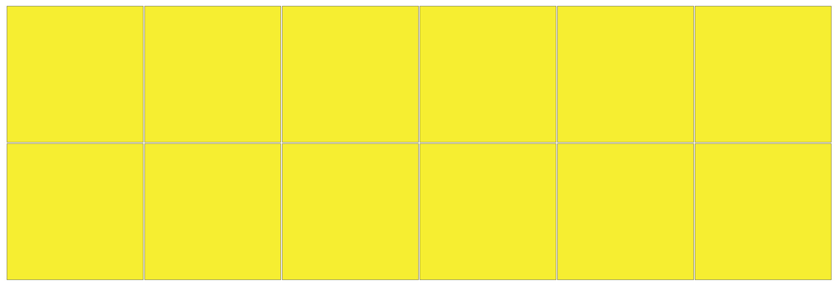 Sticker pour carrelage les carr s jaunes stickers salle - Stickers pour salle de bain sur carrelage ...