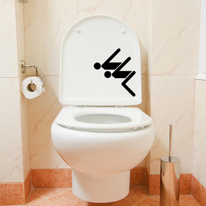 sticker natation stickers salle de bain wc ambiance. Black Bedroom Furniture Sets. Home Design Ideas