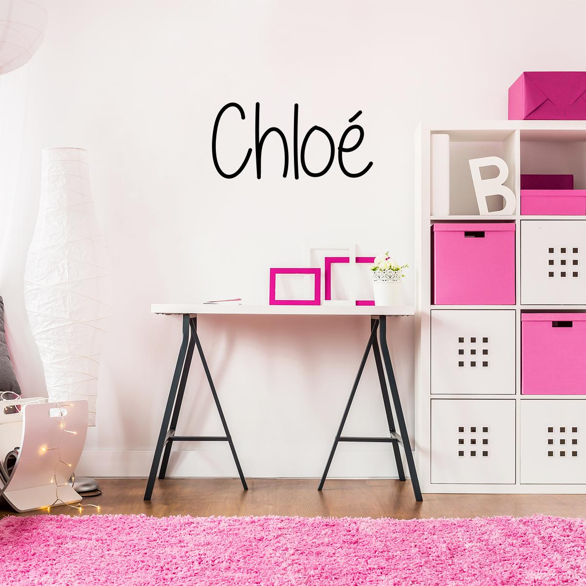 sticker pr nom personnalisable scolaire agr able. Black Bedroom Furniture Sets. Home Design Ideas