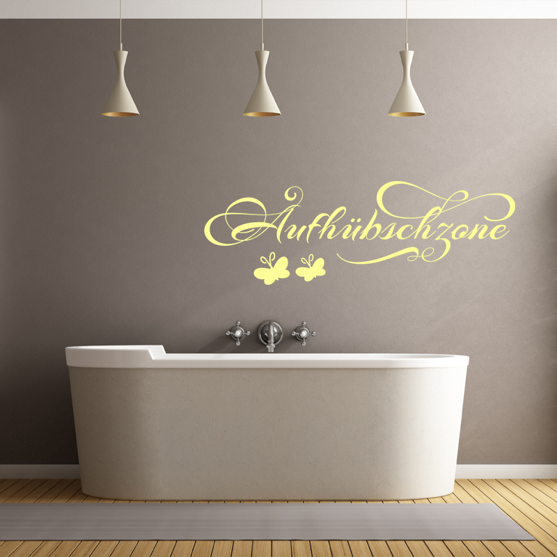 Sticker salle de bain citation auth bschzone stickers for Citation salle de bain