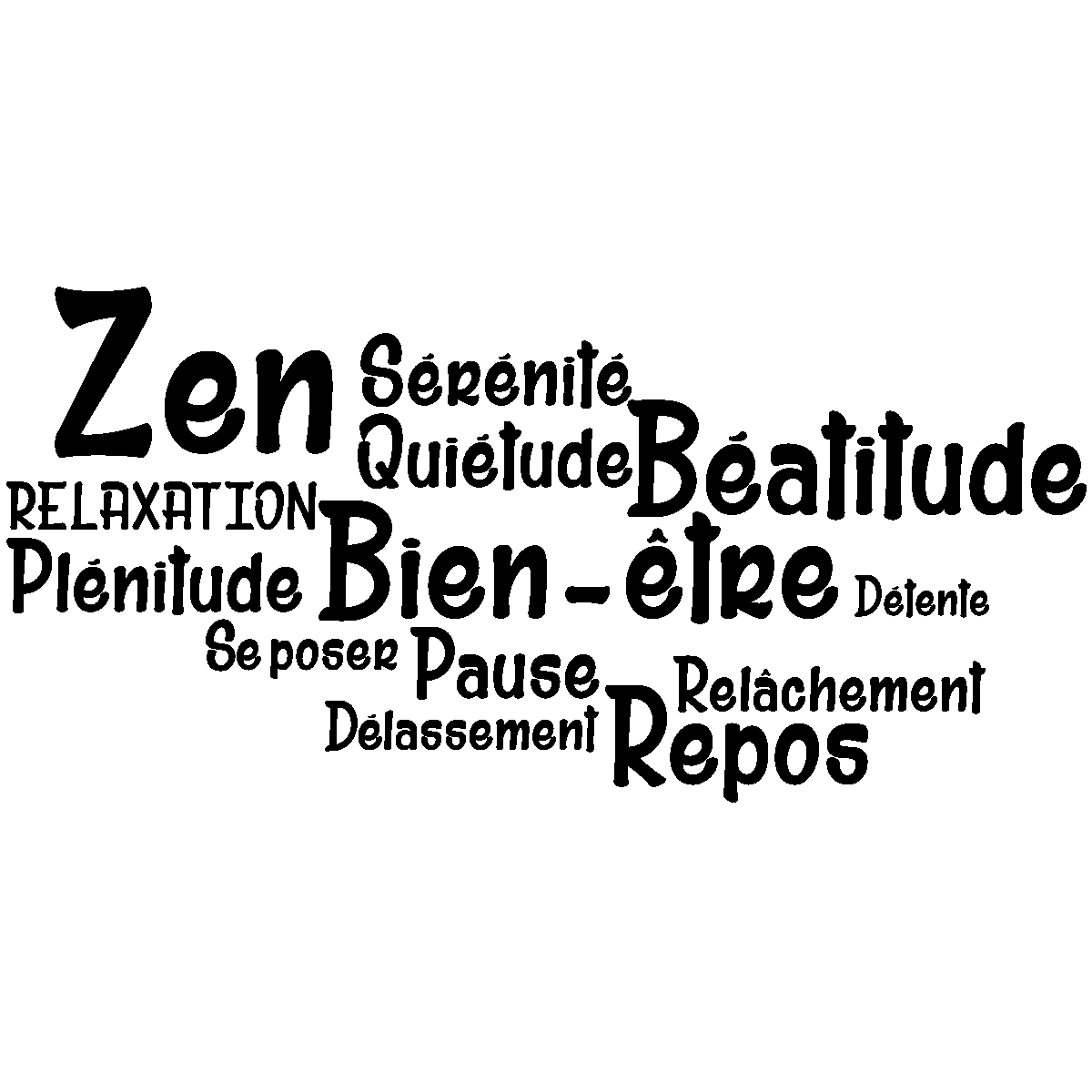 message zen pour anniversaire