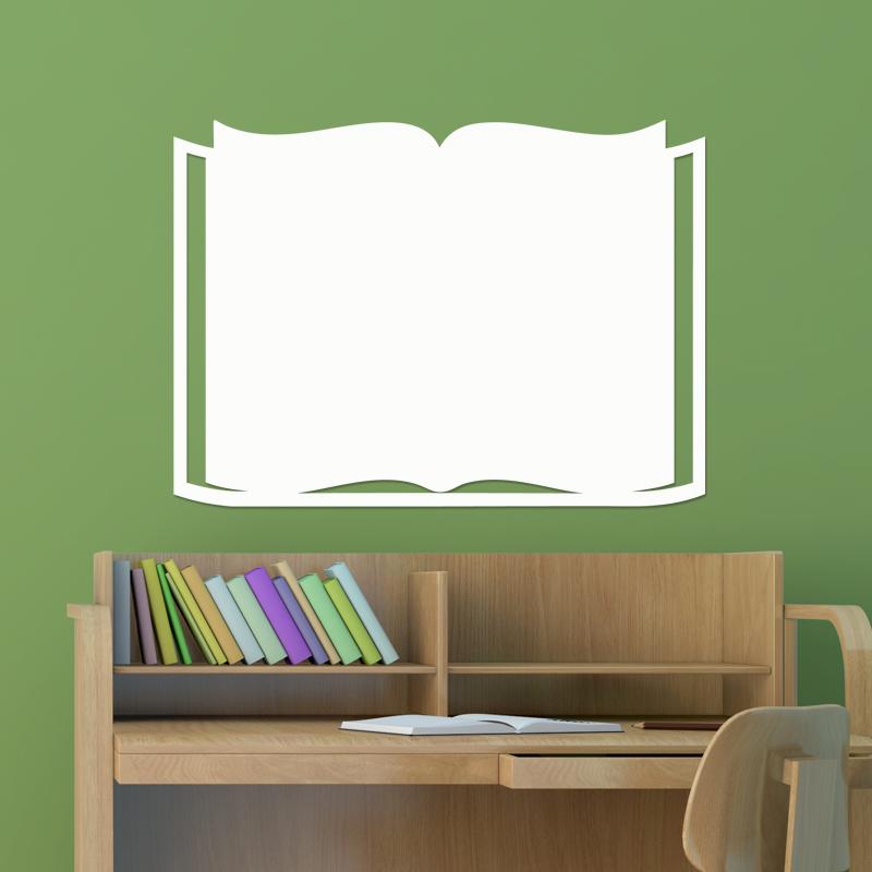 sticker tableau blanc design livre gar ons tous les stickers gar ons ambiance sticker. Black Bedroom Furniture Sets. Home Design Ideas