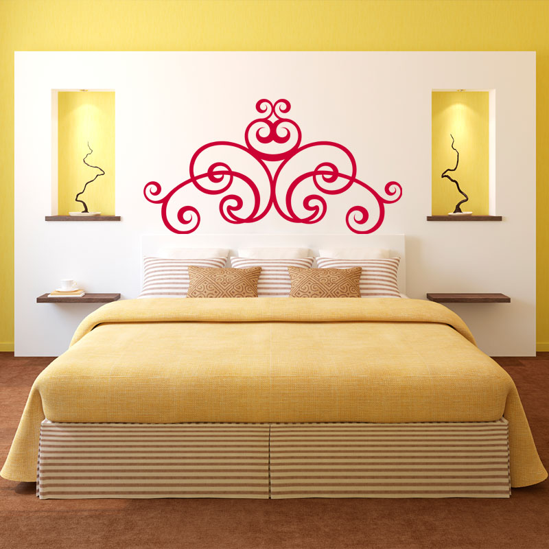 stickers t te de lit 28 images stickers t 234 te de. Black Bedroom Furniture Sets. Home Design Ideas