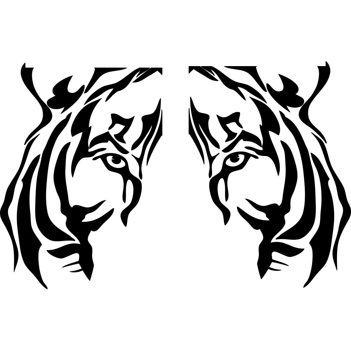 Tapis Salle De Bain Tigre Geant
