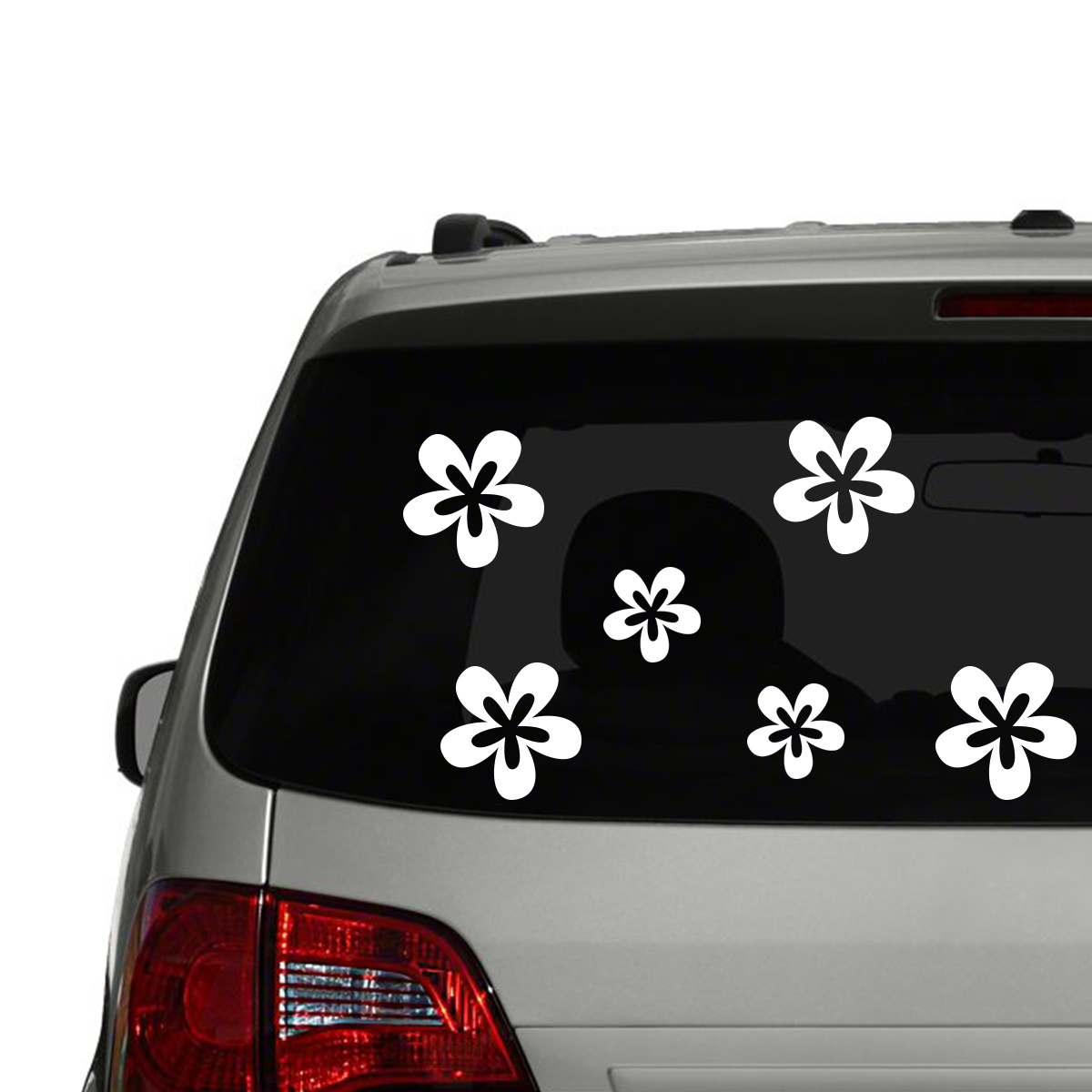 sticker voiture jolie lots de fleurs stickers nature fleurs ambiance sticker. Black Bedroom Furniture Sets. Home Design Ideas