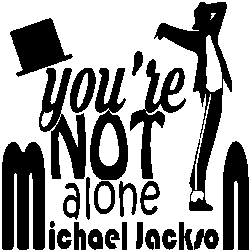 You Re Not In This Alone What Columbine: Sticker You're Not Alone