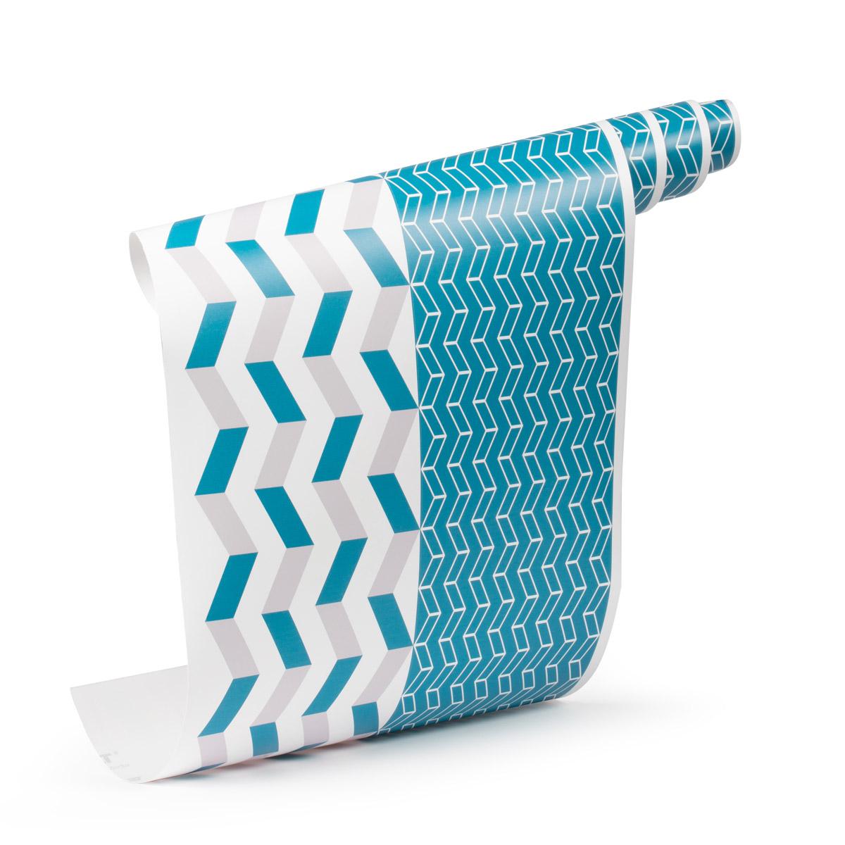 stickers contremarche carreaux de ciment nordorn x 2. Black Bedroom Furniture Sets. Home Design Ideas