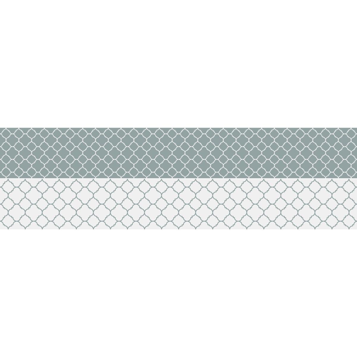 stickers contremarche carreaux de ciment vidar x 2. Black Bedroom Furniture Sets. Home Design Ideas
