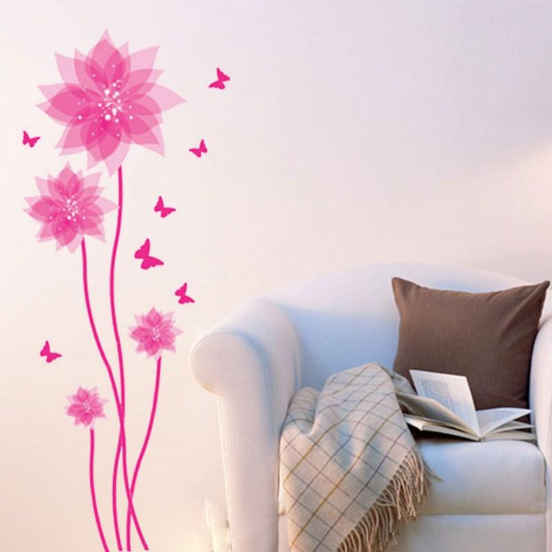 stickers arbres fleurs et oiseaux arbre des r ves. Black Bedroom Furniture Sets. Home Design Ideas