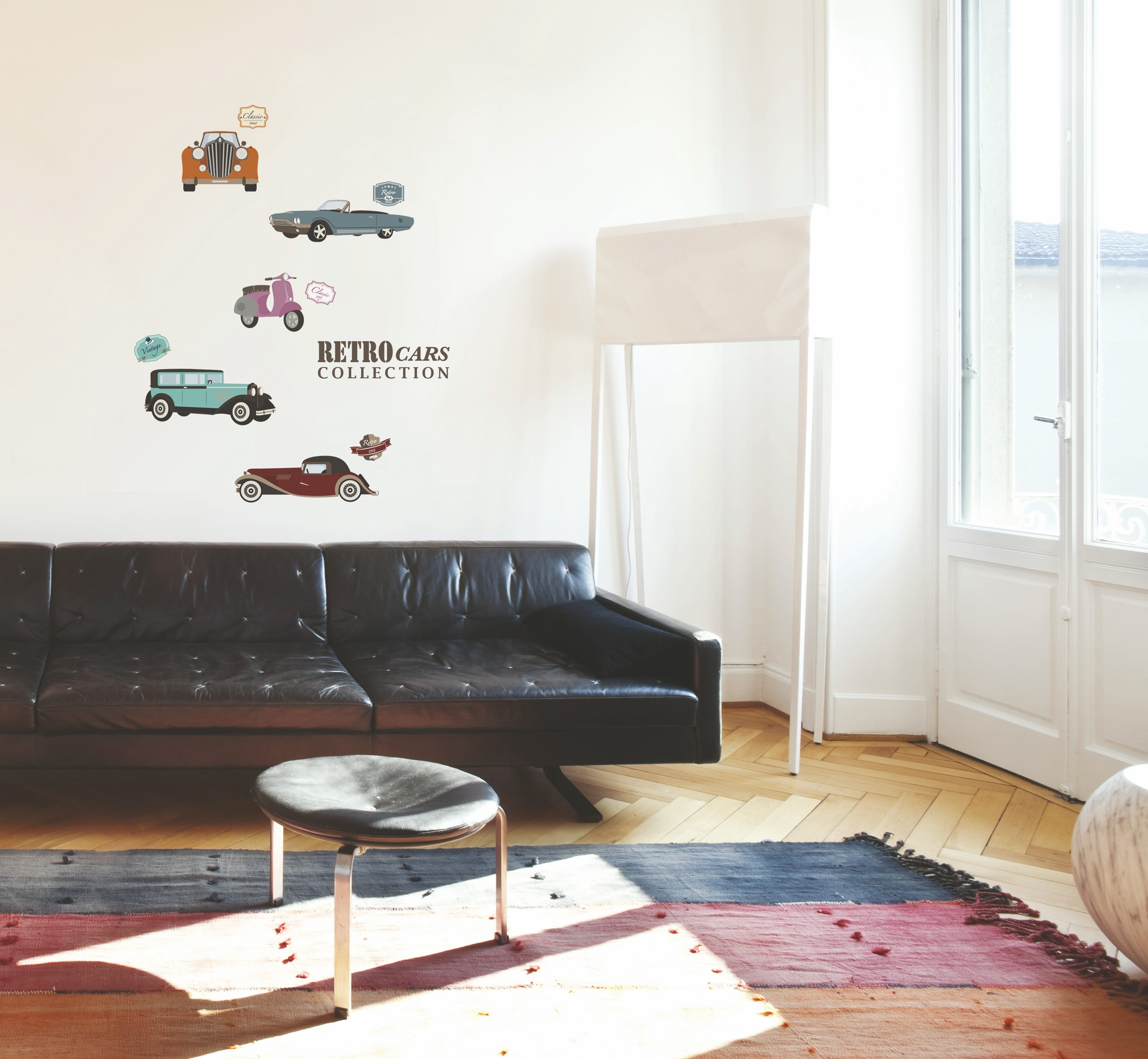 Sticker Voitures anciennes Stickers chambre