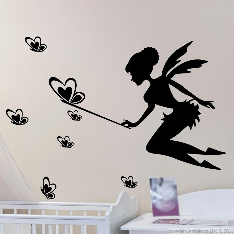 wandtattoos baby wandtattoo fee sharing schmetterlinge. Black Bedroom Furniture Sets. Home Design Ideas