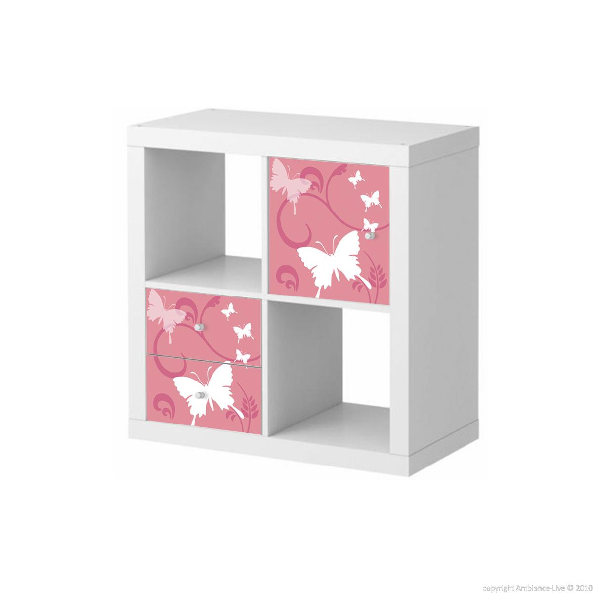 Wall decals furniture ikea wall decals furniture ikea butterfly meadow 2 - Stickers pour meubles ...