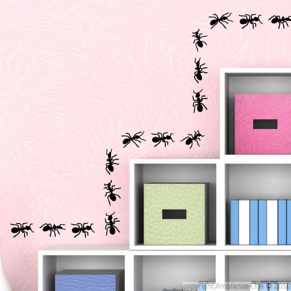 Wall Decals For Kids Marching Ants Decal Ambiance
