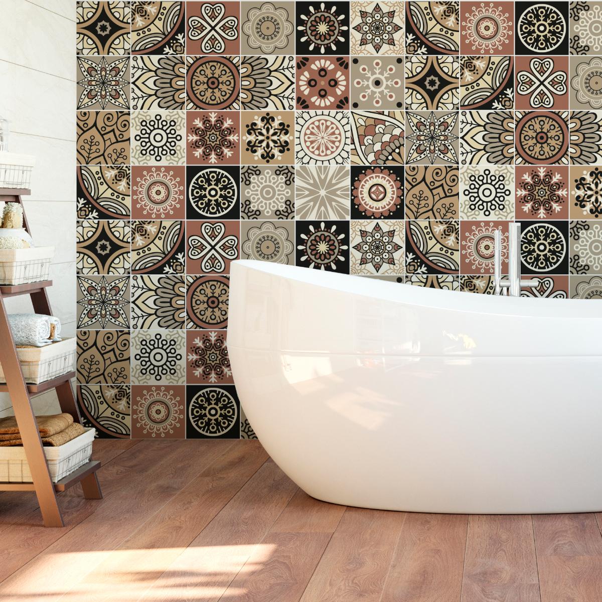 24 vinilos azulejos Piura - BAÑO Cuarto de baño - Ambiance ...