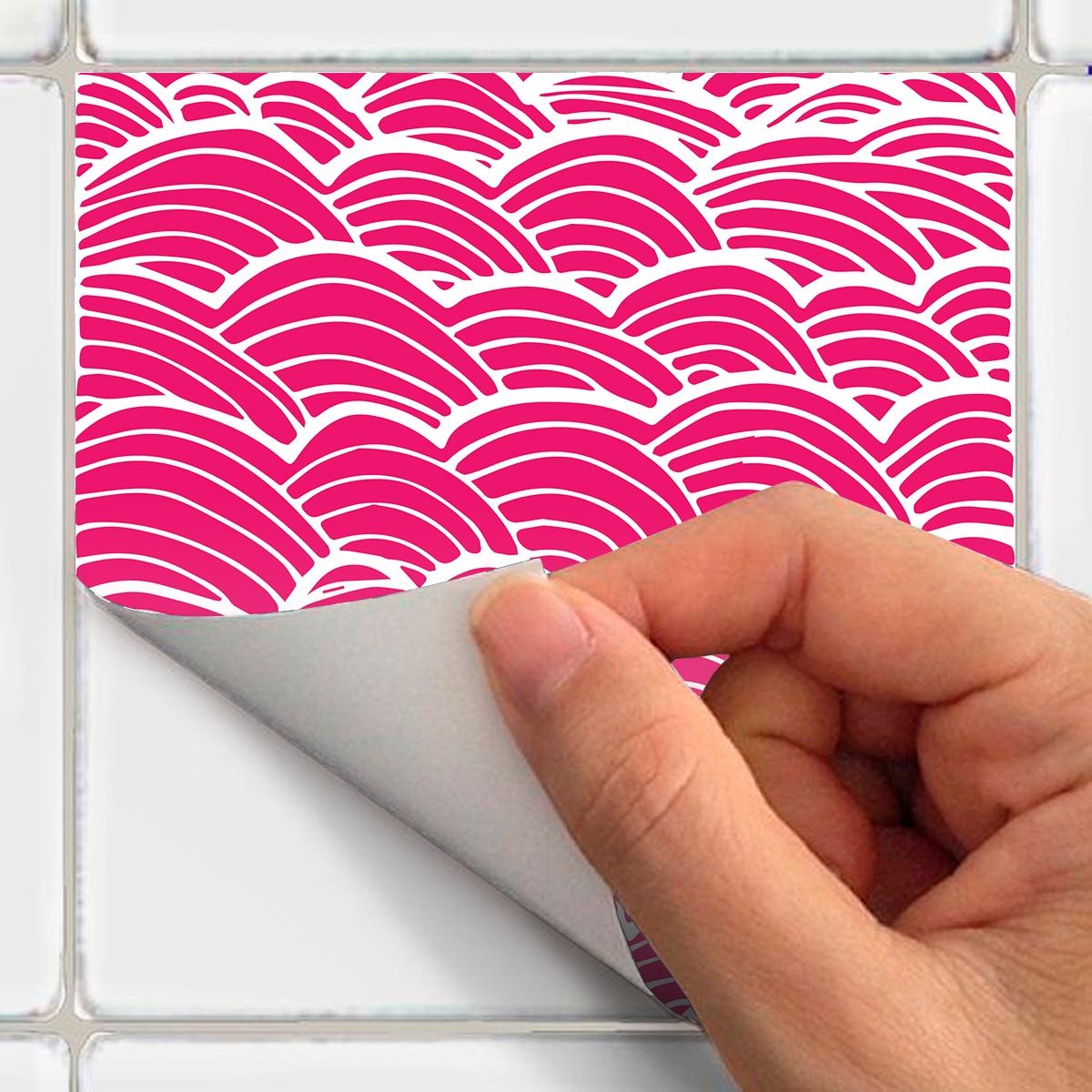 30 stickers carreaux de ciment azulejos benilda cuisine. Black Bedroom Furniture Sets. Home Design Ideas