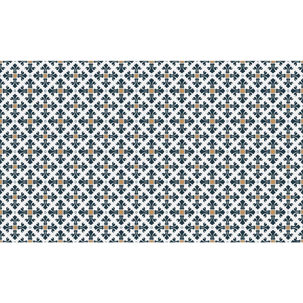 60 stickers carrelages azulejos aliosio cuisine - Stickers cuisine carrelage ...