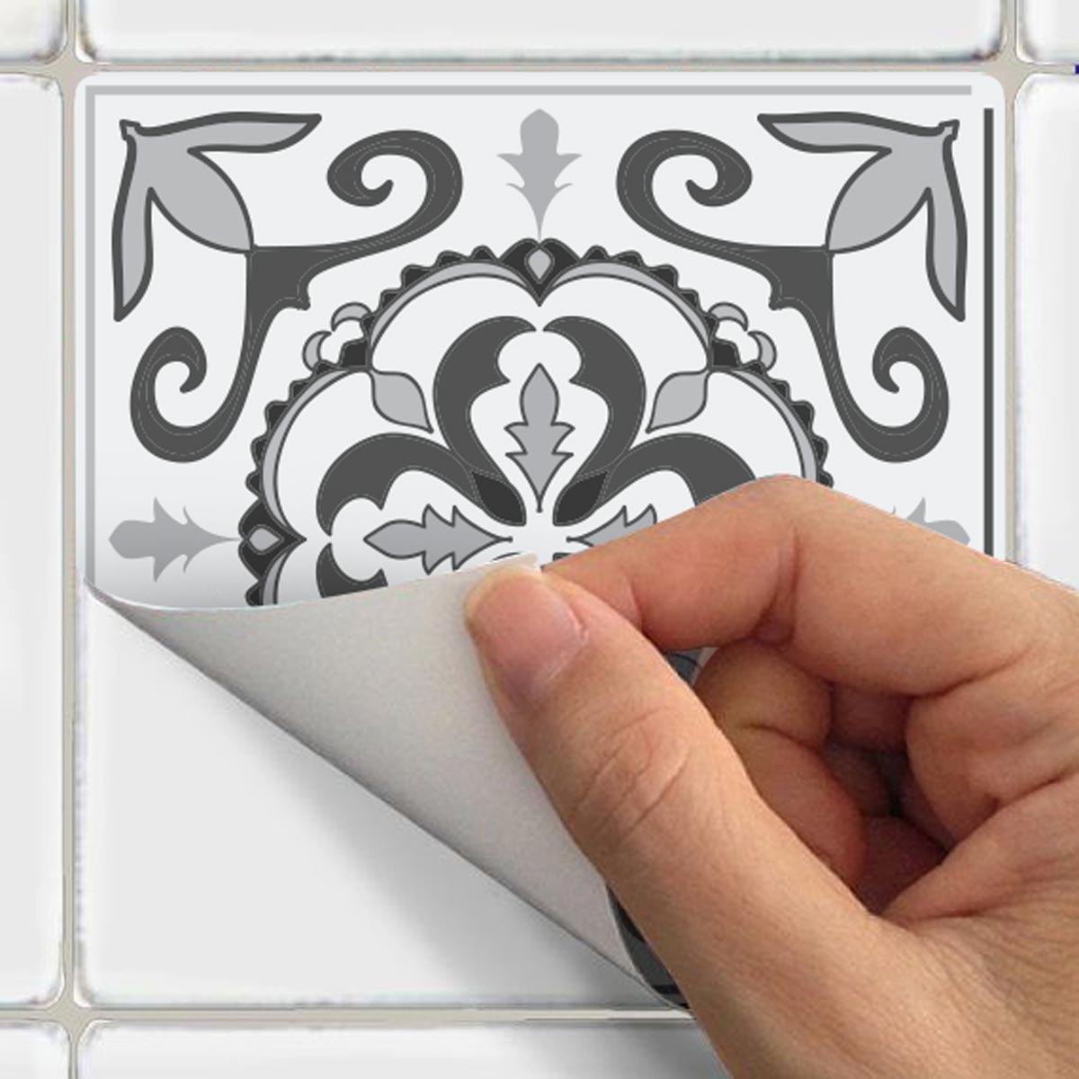 Stickers Carrelage Cuisine: 60 Stickers Carrelages Azulejos Consuelo