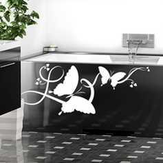 Sticker baignoire & adhésif – stickers salle de bain