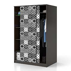 Stickers armoire