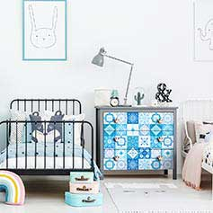Stickers meuble enfant