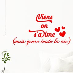 Stickers Mariage