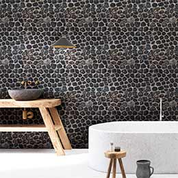 Stone wallpaper stickers