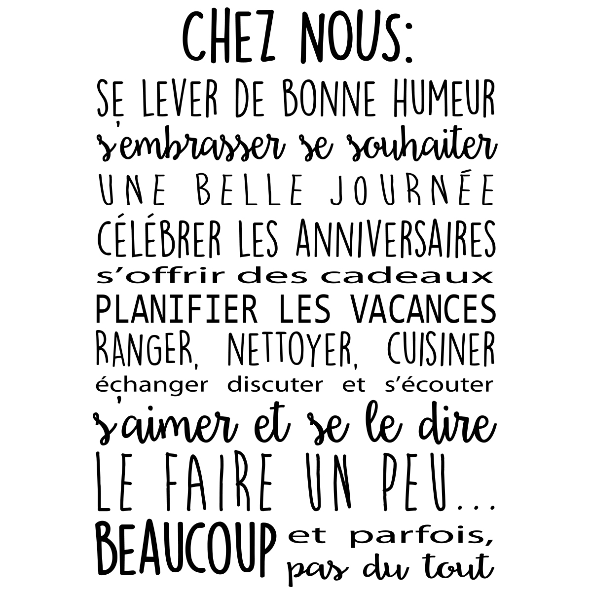 Stickers Islam Pas Cher wall decal chez nous