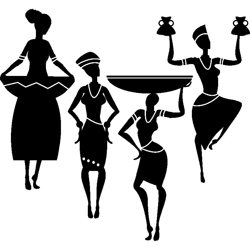 Une danseuse black avec une croupe de folie - 4 1