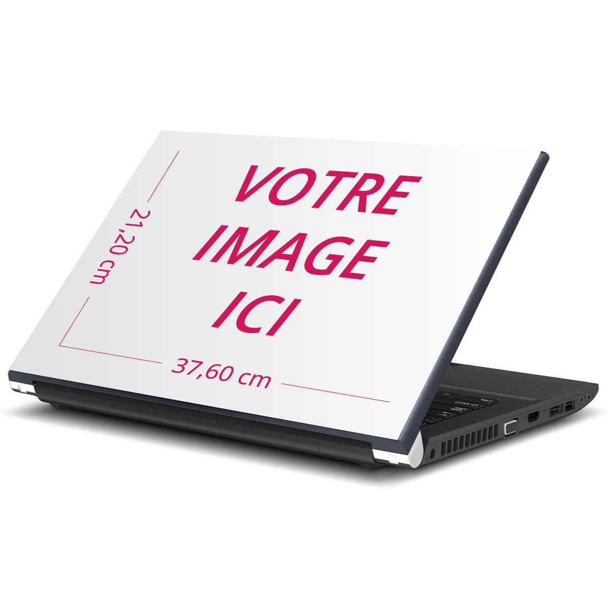sticker pour portes sticker image personnalisable pc portable 17 pouces 2120x376cm - Ordinateur Portable 17 Pouces Soldes