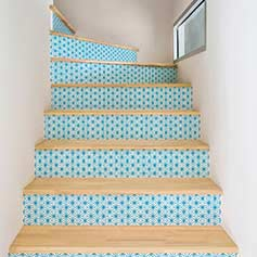 Stickers escalier scandinave
