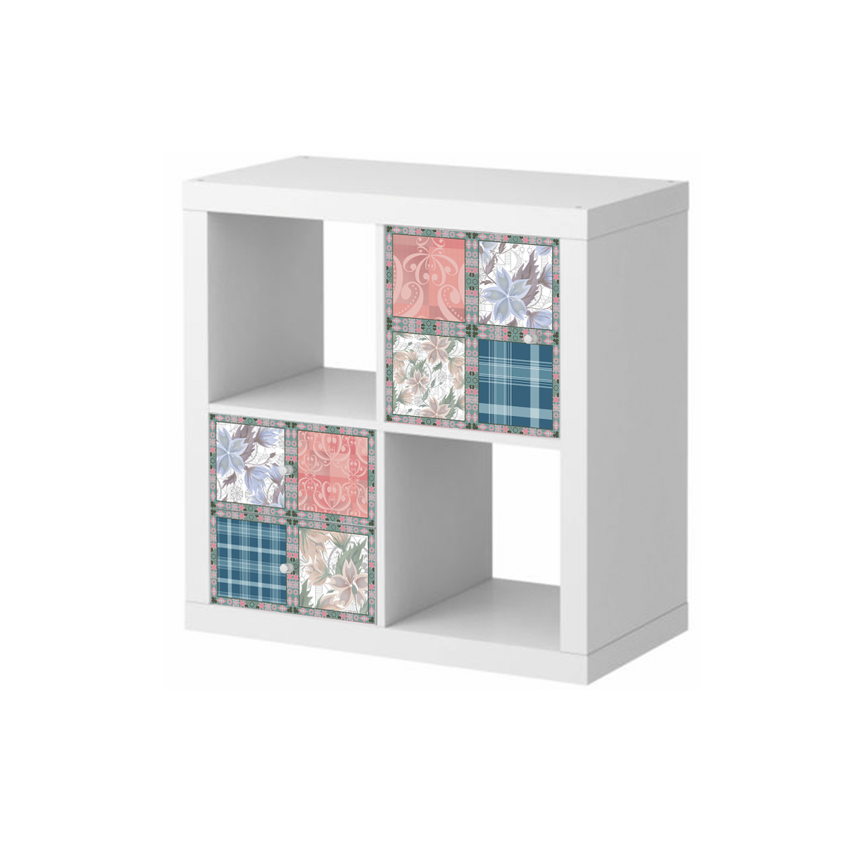 Meuble Sur Frigo Ikea sticker meubles ikea patchwork tendresse 1