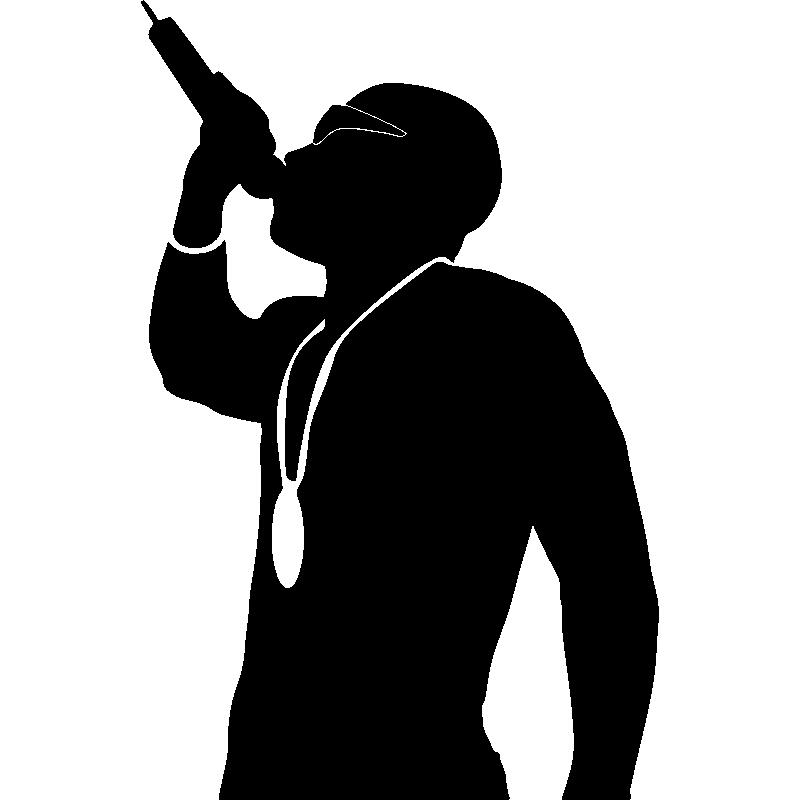 sticker musique chanteur rnb � stickers stickers musique