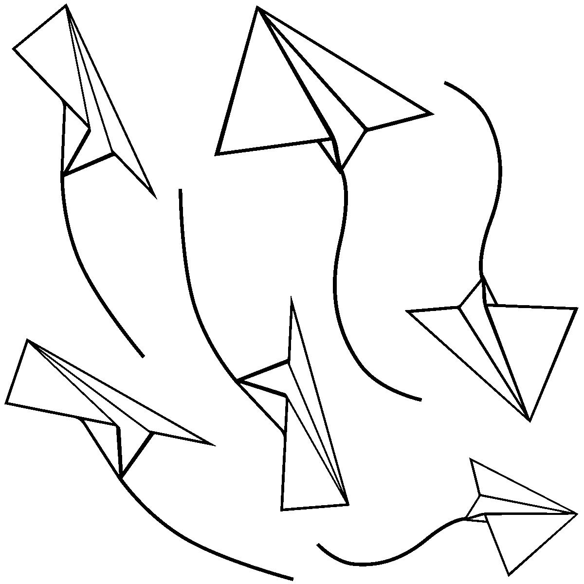 Go Fly a Kite' ~ Celebratory 3D Origami Kite Cupcake Toppers ...   1200x1200