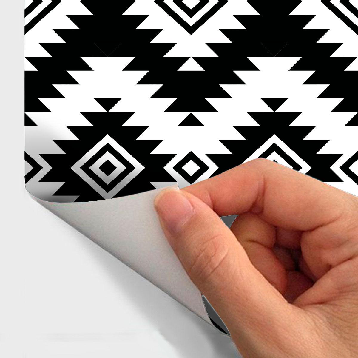 Sticker Papier Peint Scandinave Jorgen Salon Design Ambiance Sticker