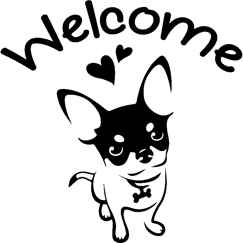 Https Www Ambiance Sticker Com Nl Muursticker Glimlachen Hond Xml