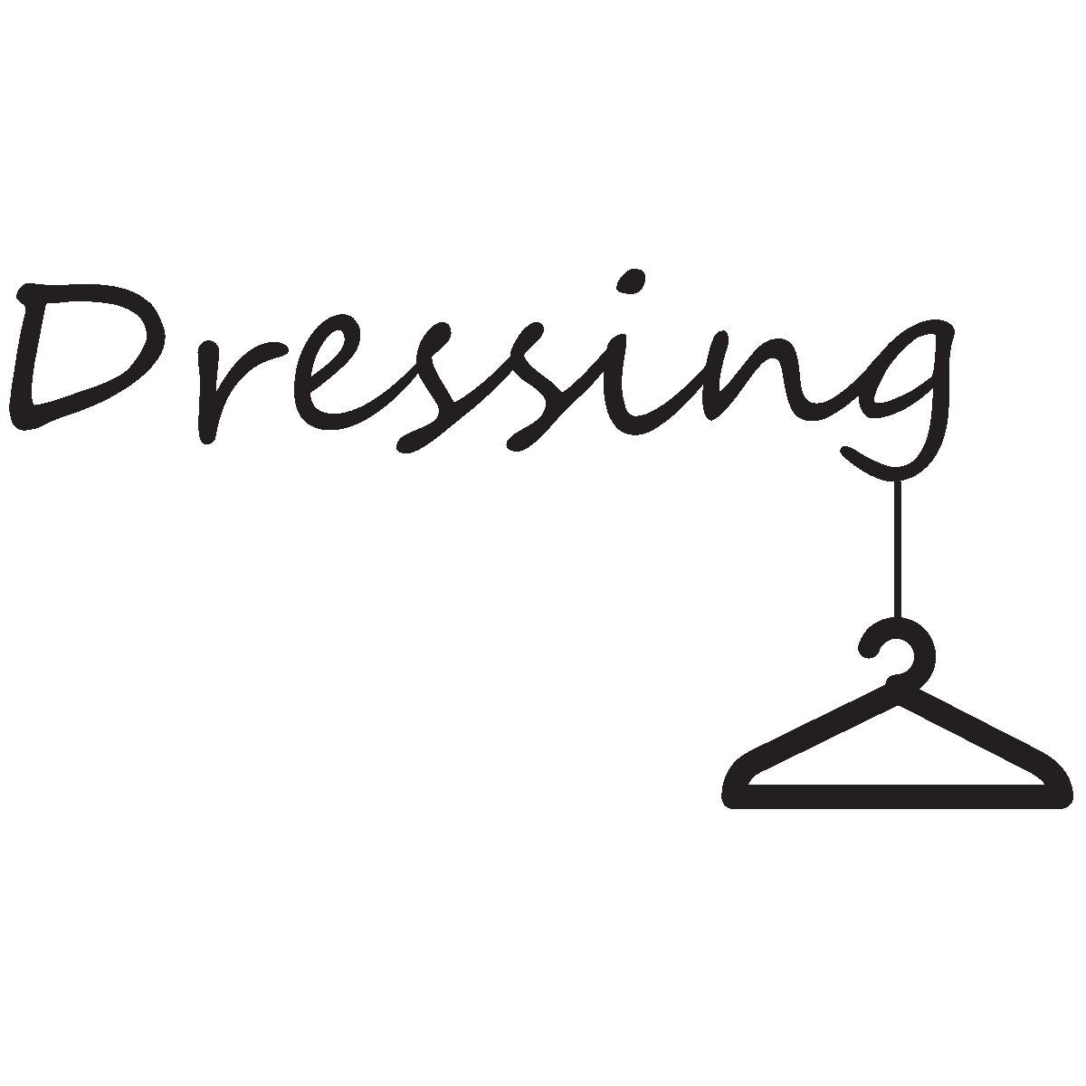 sticker pour porte dressing stickers chambre texte. Black Bedroom Furniture Sets. Home Design Ideas