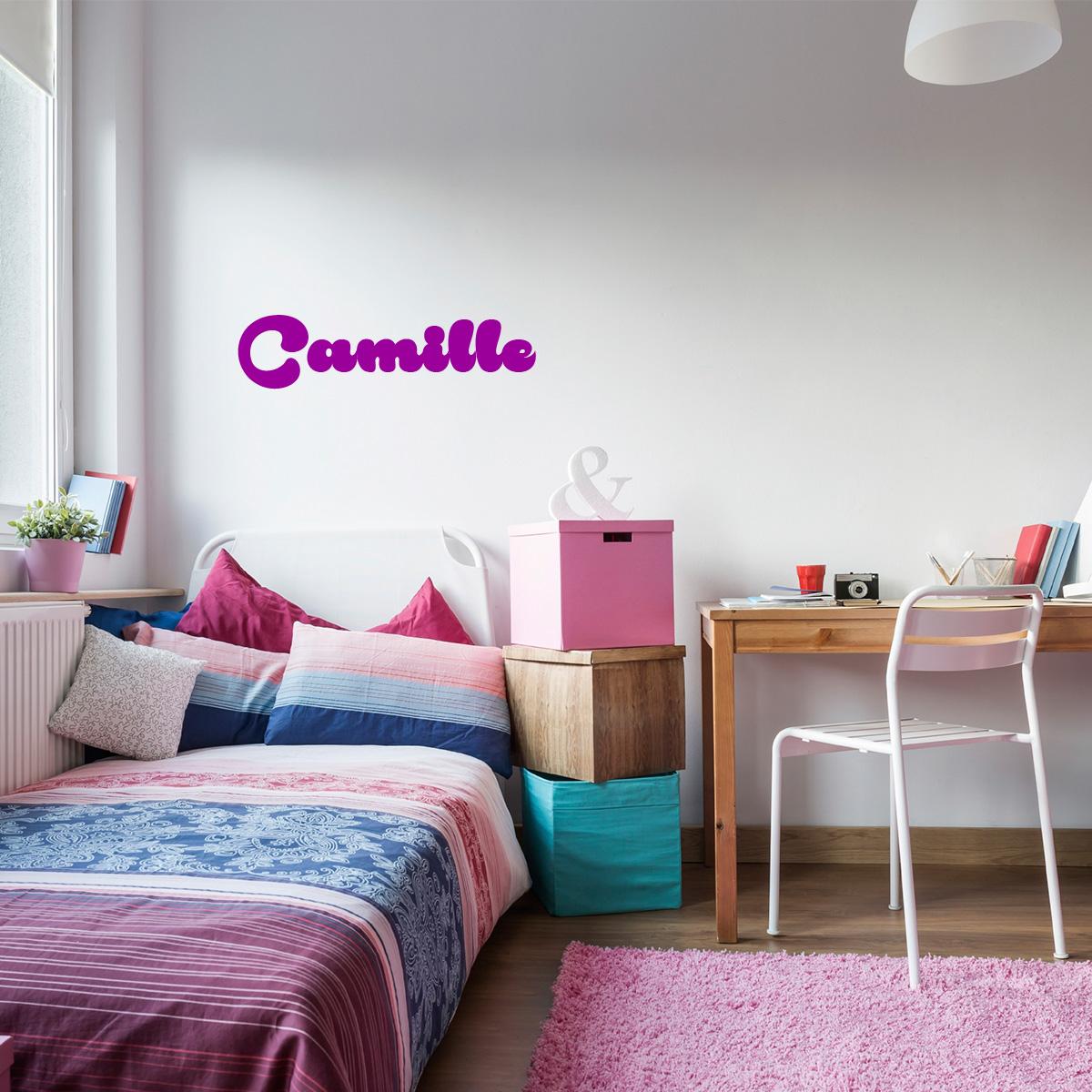 sticker pr nom personnalisable vintage 1960 s stickers. Black Bedroom Furniture Sets. Home Design Ideas