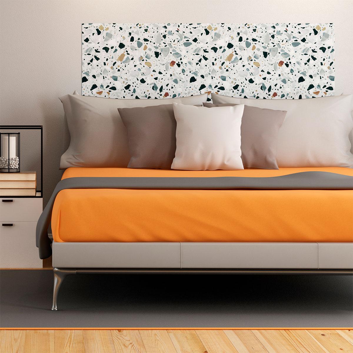 Maison Du Monde Terrazzo sticker tête de lit terrazzo de palerme
