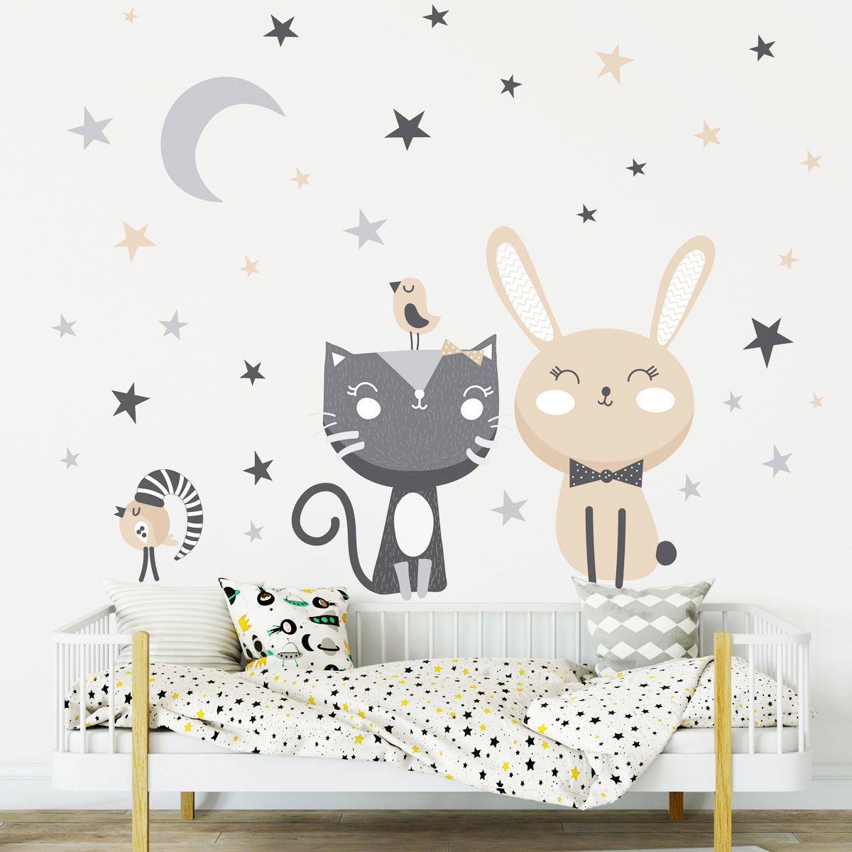 Arbre A Chat Mural Design https://www.ambiance-sticker/sticker-porte-chat-welcome