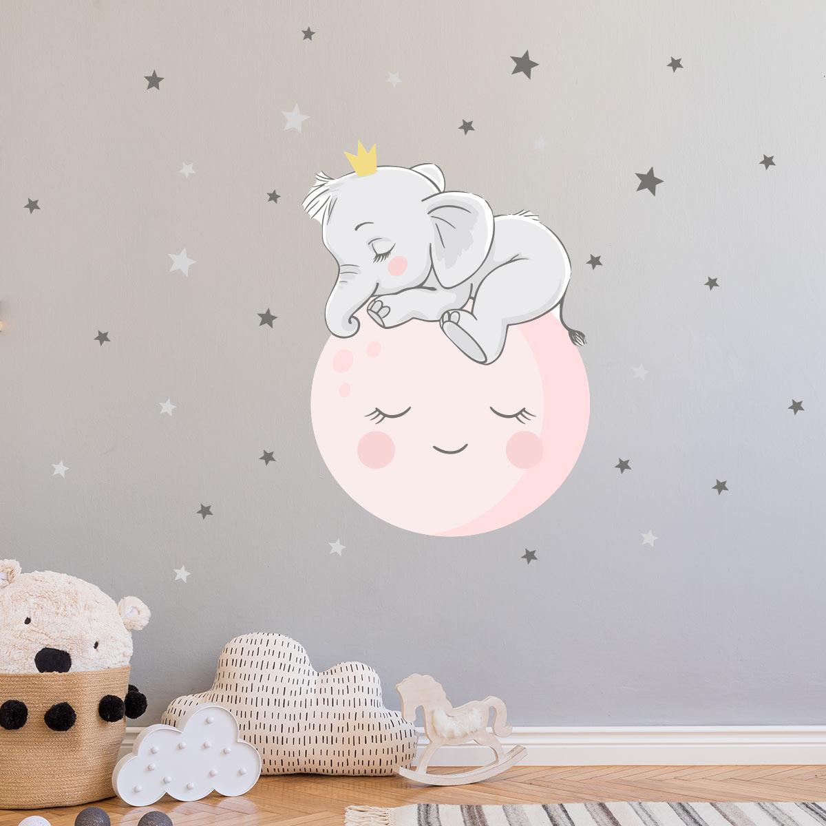 Conejo de dibujos animados Personalizado Niñas Niños Niños Bebé A Bordo Coche Firmar